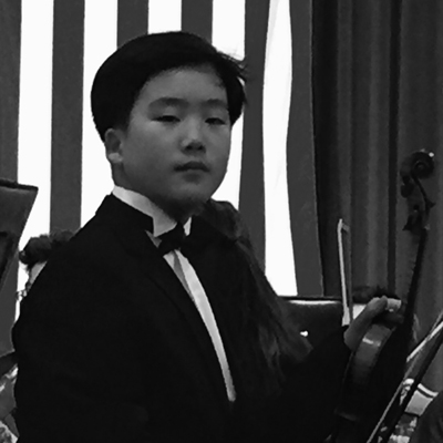 Christian Han, violin