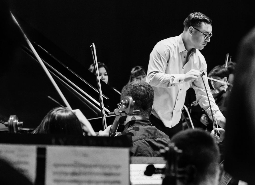A Las Vegas Youth Orchestra