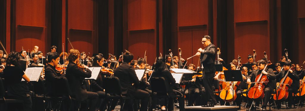The YAO Symphony at the Smith Center for the Performing Arts