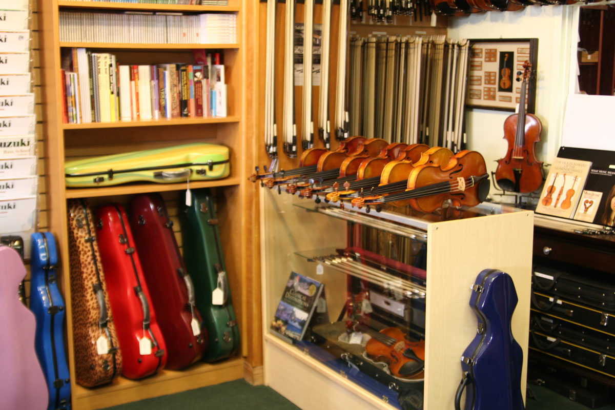 Violin Outlet - Music Shop